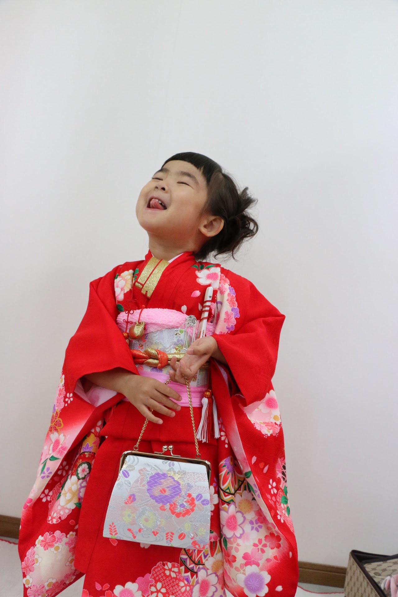 3歳女の子